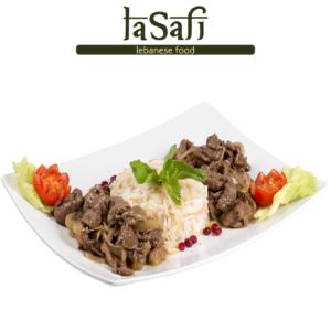 Rass-asfour restaurant libanez lasafi
