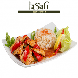 khodra-bel-dejaj-harra restaurant libanez lasafi