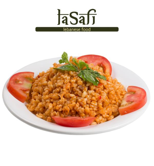 burgul-bel-banadoura restaurant libanez lasafi