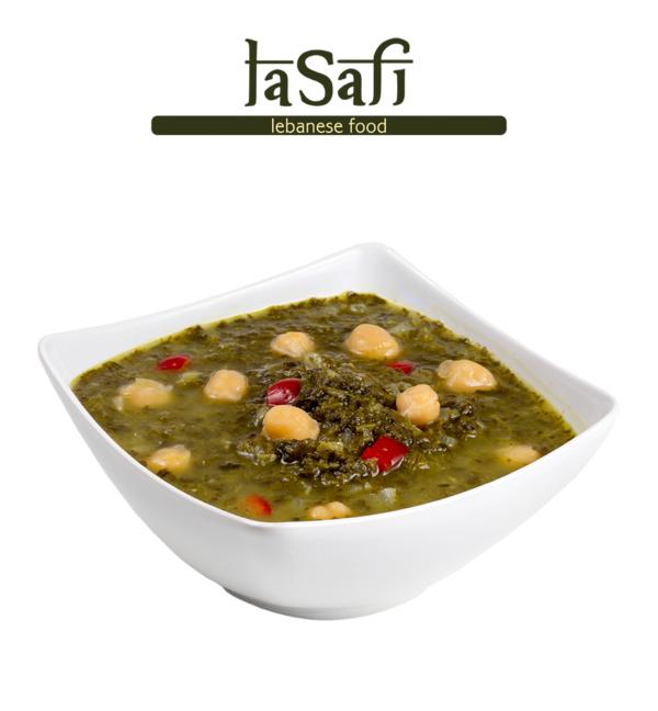 supa de spanac LaSafi restaurant libanez